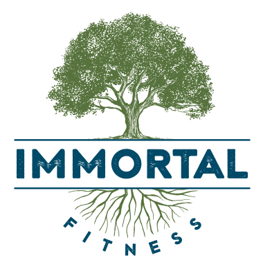 Immortal Fitness Gym Logo gym pleasantville ny
