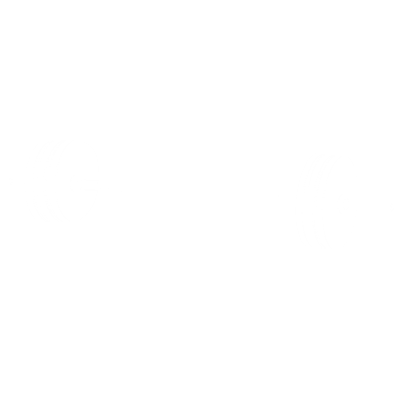 white barbell icon image personal and group training