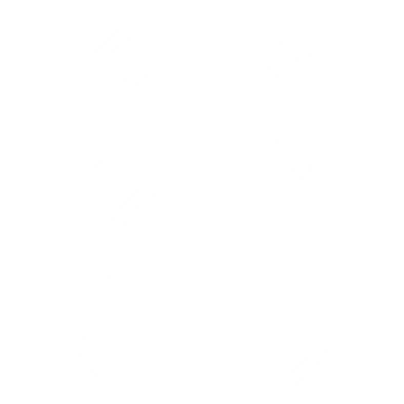 white kettlebell icon image personal and group training